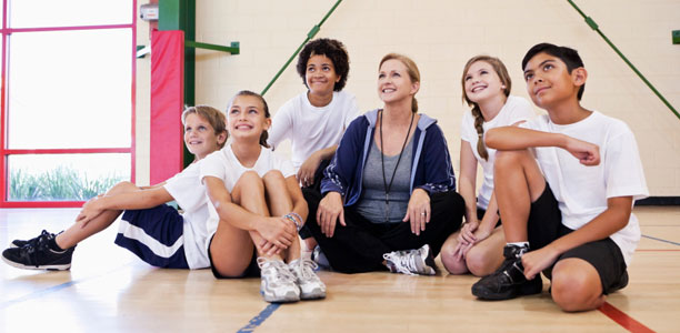 pe-teacher-with-students